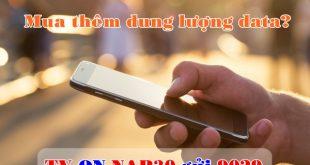 Đăng ký gói NAP30 Mobifone