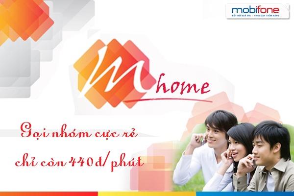 gói cước trả sau M-Home Mobifone