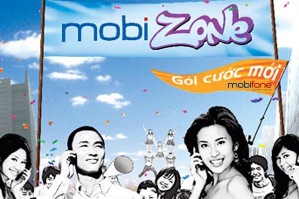 gói cước MobiZone Mobifone