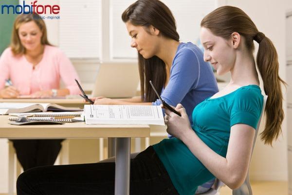 gói gọi và nhắn tin dành cho sim sinh viên Mobifone