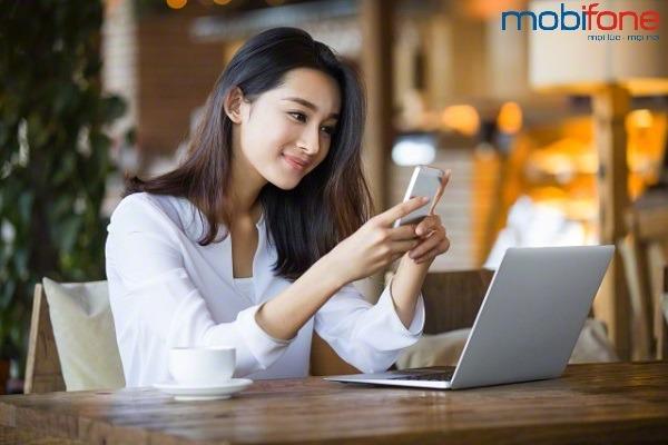 tìm lại mật khẩu mHDViet Mobifone