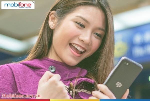 Khuyến mãi của Mobifone ngày 1/9/2017 cho thuê bao trả trước