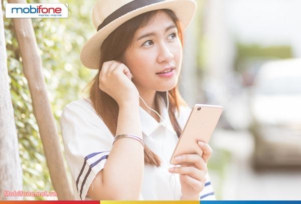 Khuyến mãi của Mobifone 29/12/2017 dành cho thuê bao trả trước
