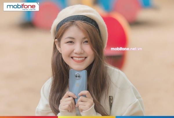 Khuyến mãi của Mobifone 24/11/2017 tặng 50% thẻ nạp