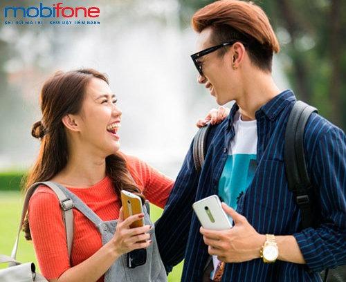 Mobifone khuyến mãi 50% giá trị thẻ nạp ngày 14/4/2017