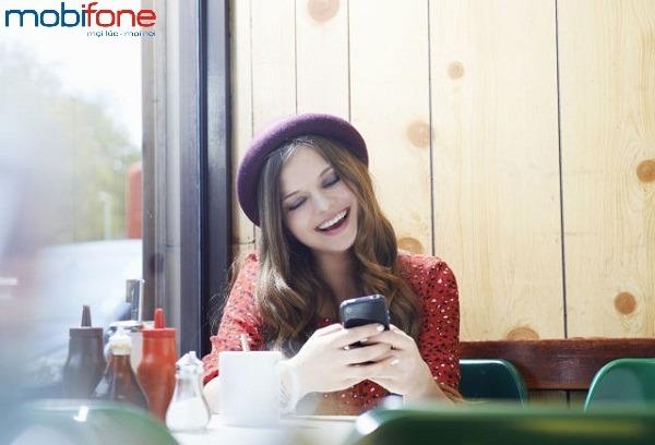 mobifone khuyến mãi tặng 50% giá trị thẻ nạp ngày 3/4