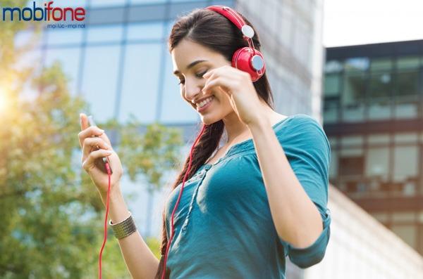 khuyến mãi nhạc chờ Mobifone