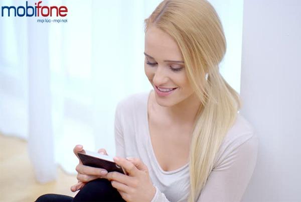 khuyến mãi mobifone tặng 50% giá trị thẻ nạp