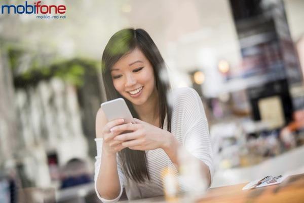khuyến mãi Mobifone nạp thẻ trực tuyến