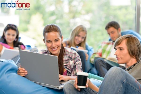 Khuyến mãi Mobifone tặng 100% Data