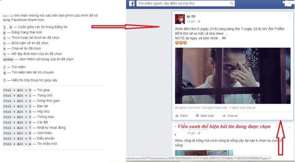 mẹo facebook