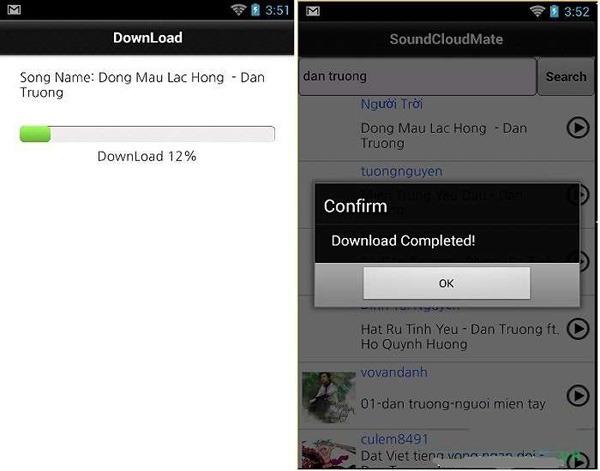 Mẹo tải nhạc trên SoundCloud về điện thoại miễn phí