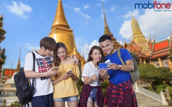 Mobifoen giảm 50% cước phí data khi chuyển vùng quốc tế