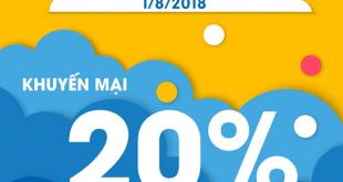 Mobifone khuyến mãi 1/8/2018 ưu đãi ngày vàng