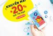 Mobifone khuyến mãi 27/6/2018 cho thuê bao trả trước