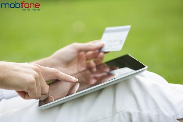 Nạp thẻ trực tuyến Mobifone khuyến mãi 50% duy nhất ngày 28/10