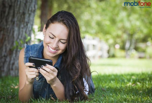 Mobifone khuyến mãi 50% giá trị thẻ nạp ngày 16/12