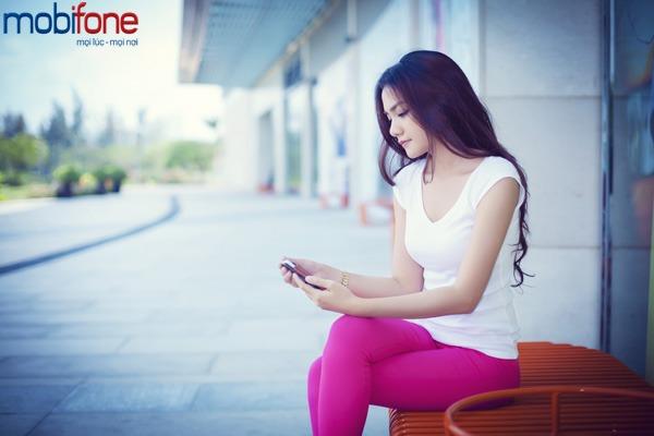 khuyến mãi 50% thẻ nạp Mobifone