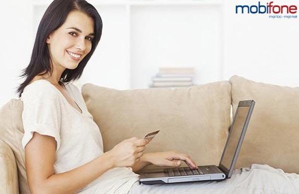 Ngày 2/12/2016 Mobifone khuyến mãi 50% thẻ tiền trực tuyến