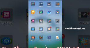 3 bước nạp thẻ qua ứng dụng My Mobifone