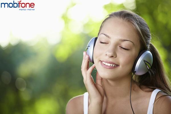 Nghe nhạc cực đã rinh quà cực khủng cùng mMusic Mobifone