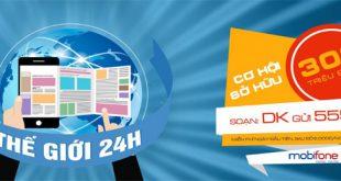 Chương trình Thế giới 24h Mobifone